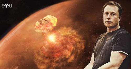 Is Nuking Mars An Option To Terraform It ?