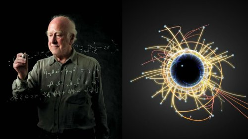 'Nobody Took What I Was Doing Seriously' – The Inspiring Life and Work of Peter Higgs.