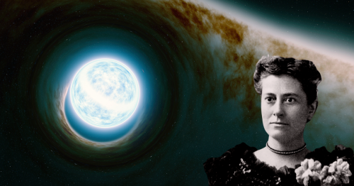 The Inspiring Story of the Woman Who Discovered The First 'Dead Star' in the Universe.