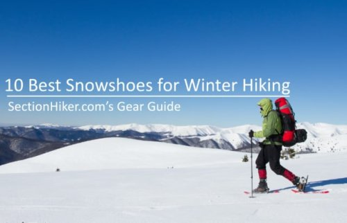 10 Best Snowshoes for Winter Hiking of 2021-2022