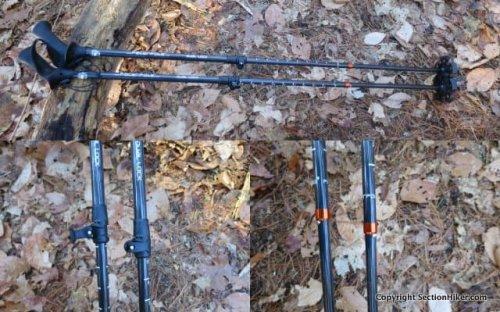 Pacerpole Dual Lock Trekking Poles