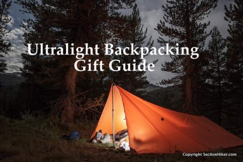 Best Ultralight Backpacking Gifts of 2018