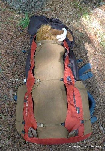 Granite Gear Blaze A.C. 60 Backpack Review - SectionHiker.com