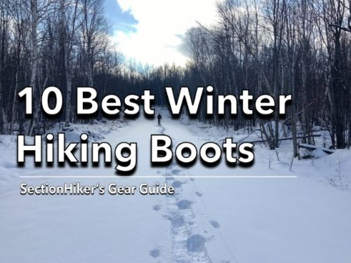 10 Best Winter Hiking Boots of 2021-2022