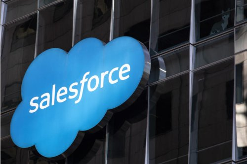 Salesforce.com Is Done Falling (NYSE:CRM)