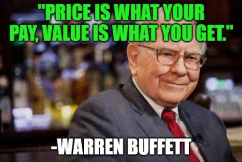 The Best Warren Buffett Stocks To Consider In This Falling Market