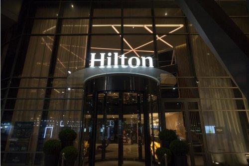 Hilton Poised To Grab Travel Surge (NYSE:HLT)