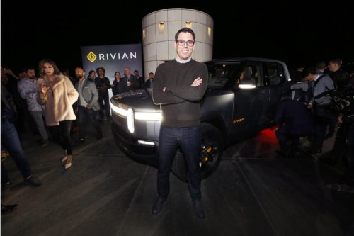 Electric vehicle maker Rivian raises $2.5b in latest funding round (Private:RIVN)