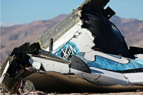 Virgin Galactic Stock: Set To Crash Down To Earth (NYSE:SPCE)
