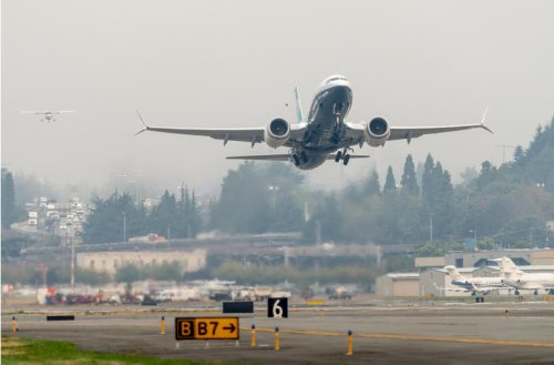 Boeing Alerts MAX Customers: A New Blow? (NYSE:BA)