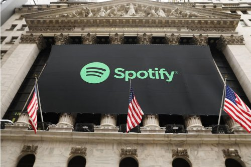 Spotify: A Good Entry Point (NYSE:SPOT)