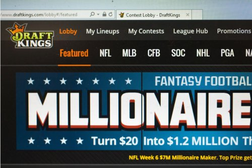 DraftKings Maybe The Next GW Pharmaceuticals (NASDAQ:DKNG)