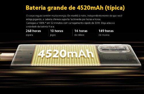 Poco F3 5G com Snapdragon 870 e tela 120Hz tem preço reduzido e Cupom e desconto