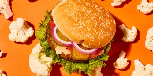 These Popular Cauliflower Burgers Are Finally Back Online After 'Overwhelming Demand'