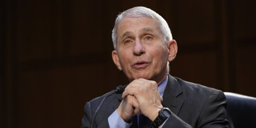 Dr. Fauci Has a Reassuring Message for People Who've Already Gotten the J&J Vaccine