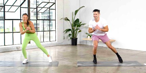 Try This 20-Minute Low-Impact Workout Video for Full-Body Strength