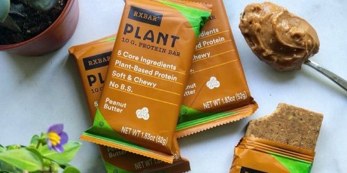 This Cult-Favorite Protein Bar Now Comes In a Vegan Version