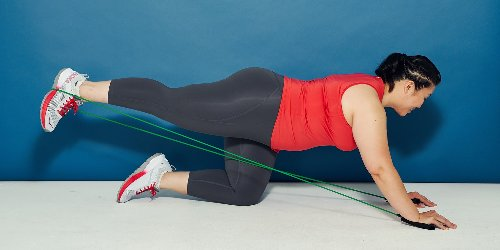 5 Resistance Band Moves to Fire Up Your Entire Body