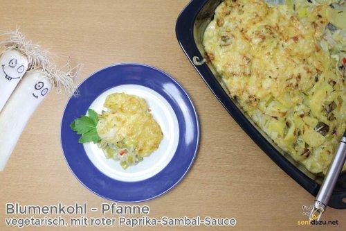 Gratin mit Kartoffeln und Porree – Einfaches Reste – Rezept