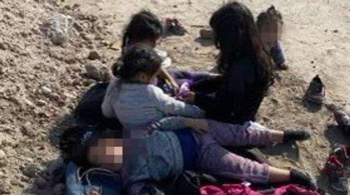 보호자 없는 어린이 5명, 美 국경지역서 발견…생후 11개월 아기도