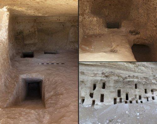 이집트 남부 산악 지대서 4200년 전 매장 무덤 대거 발굴