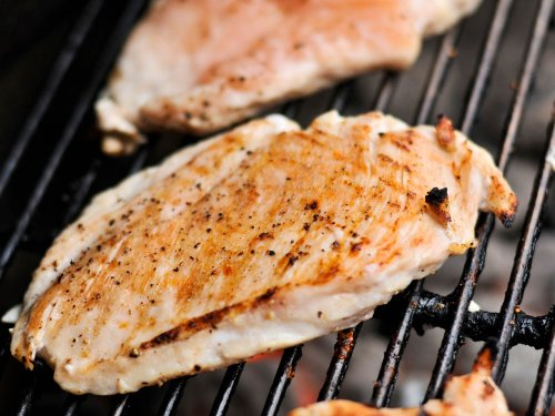 Grilled Boneless Chicken Breasts Recipe