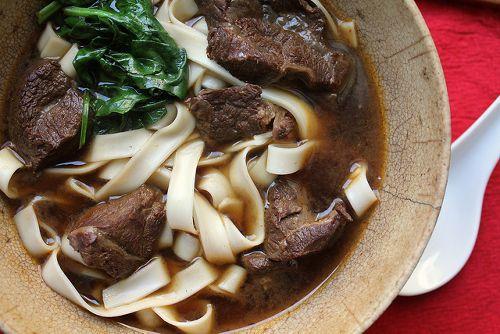 Taiwan Eats: Beef Noodle Soup