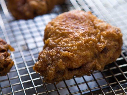 How to Make Lemon-Brined Tuscan-Jewish Fried Chicken