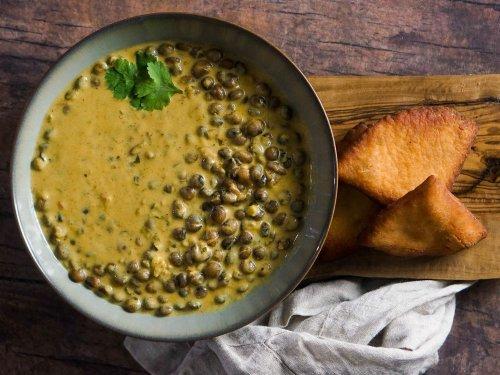 Bharazi (Pigeon Peas in Coconut Cream) Recipe