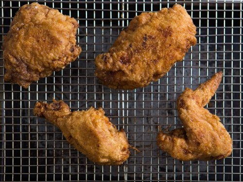 Lemon-Marinated Tuscan-Jewish Fried Chicken Recipe