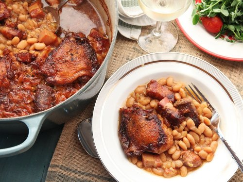 How to Make Traditional Cassoulet (And Why You Should Put Chicken in It!)