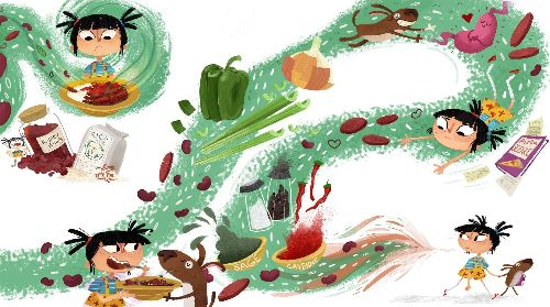 The Food Lab Junior: Dakota's Red Beans and Rice Recipe