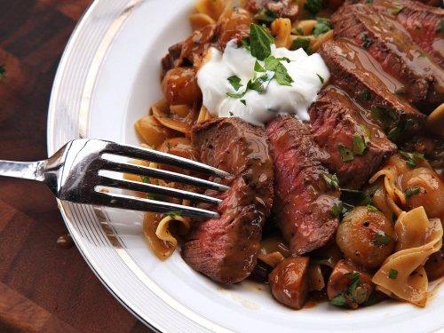 The Ultimate Beef Stroganoff Recipe
