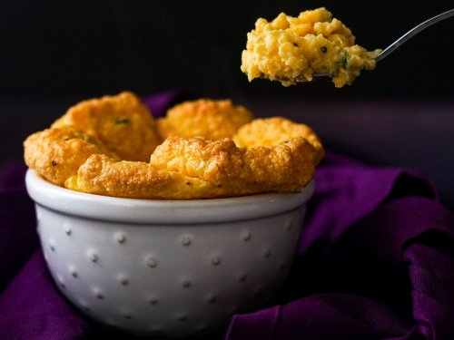 Lift Up Your Grits With Awendaw Soufflé