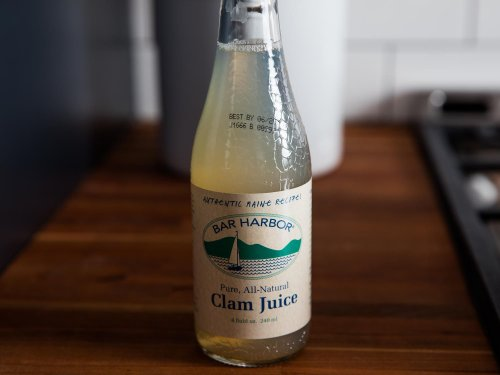 Clam Juice: The Insta-Stock You Should Keep in Stock