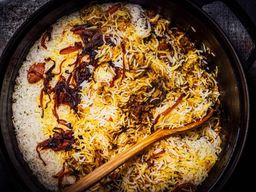 A Celebration-Worthy Lamb Biryani Is Easy to Make at Home