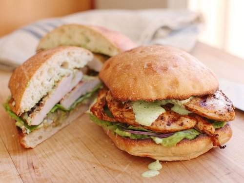 Make Peruvian Grilled Chicken Portable With These Tasty Sandwiches