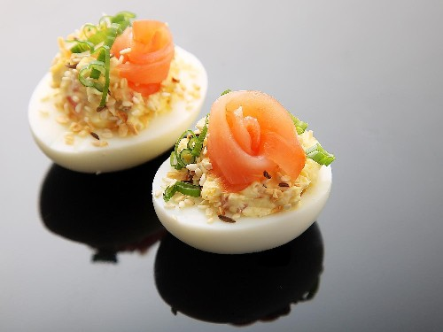 Dress Up Your Deviled Eggs!