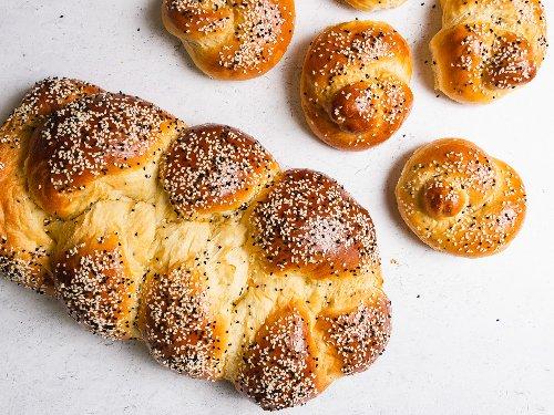 Choreg (Armenian Easter Bread) Recipe