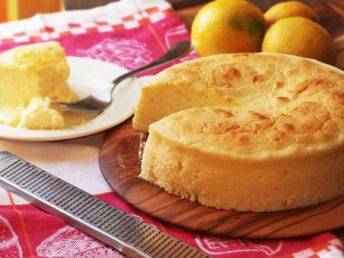 Japanese Cotton-Soft Cheesecake Recipe