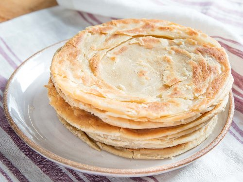 How to Make Paratha, the Flaky, Buttery South Asian Flatbread