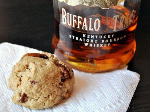 Brown Butter Bourbon Cookies Recipe
