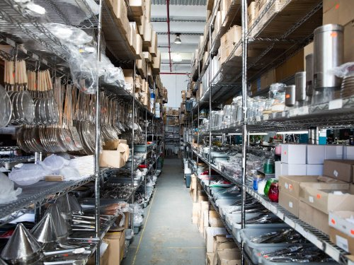 How to Upgrade Your Kitchen And Save $$ at a Restaurant Supply Store