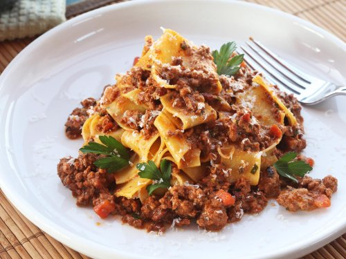 The Best Slow-Cooked Bolognese Sauce Recipe