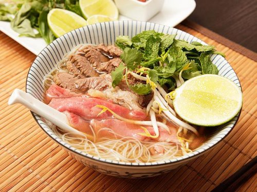 Beef Pho (Vietnamese Soup) Recipe