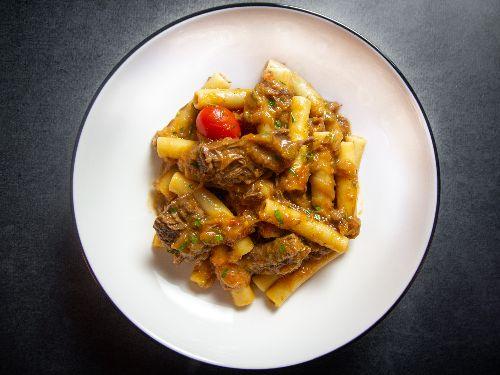 Pasta alla Genovese (Pasta With Neapolitan Beef and Onion Ragù) Recipe