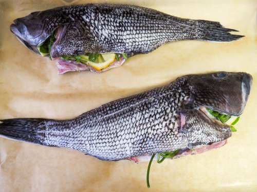 The Easiest Way to Cook Fish: Roast it Whole