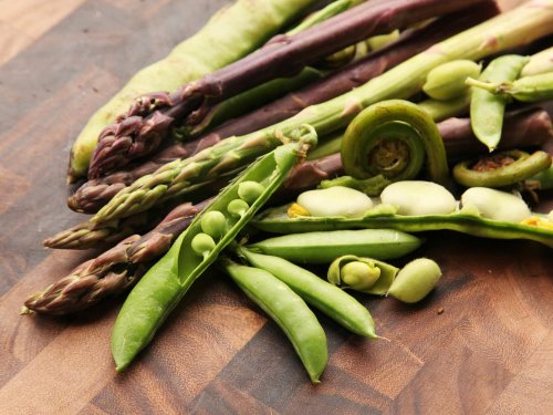 How to Prepare Green Spring Produce