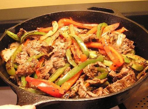 Dinner Tonight: Quick-Fix Fajitas Recipe