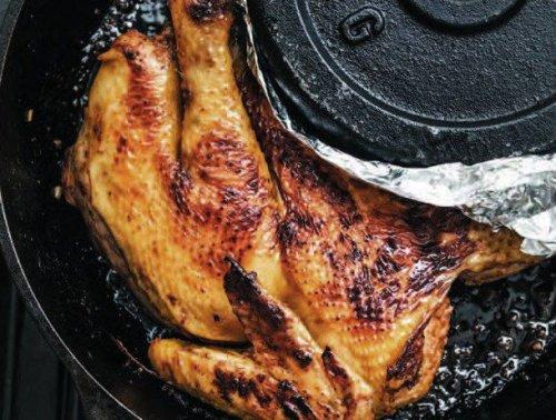 Chicken Lady Chicken From 'My Paris Kitchen'